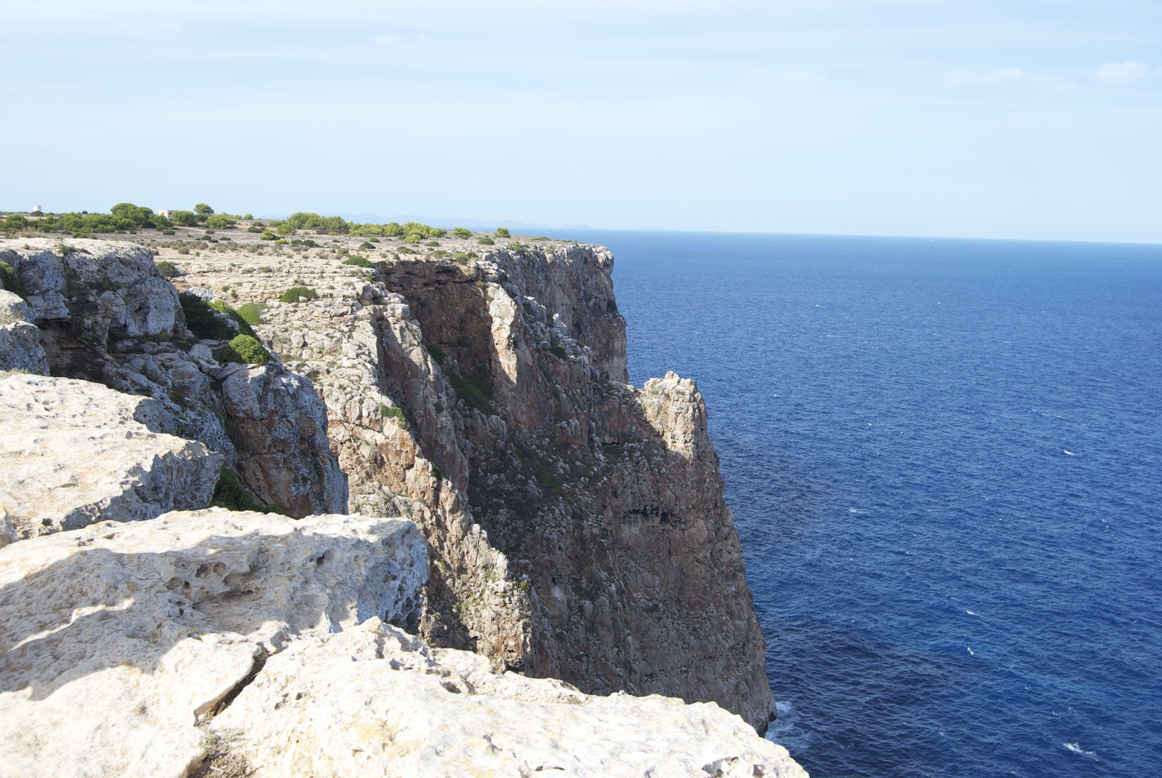 Paisajes de Formentera