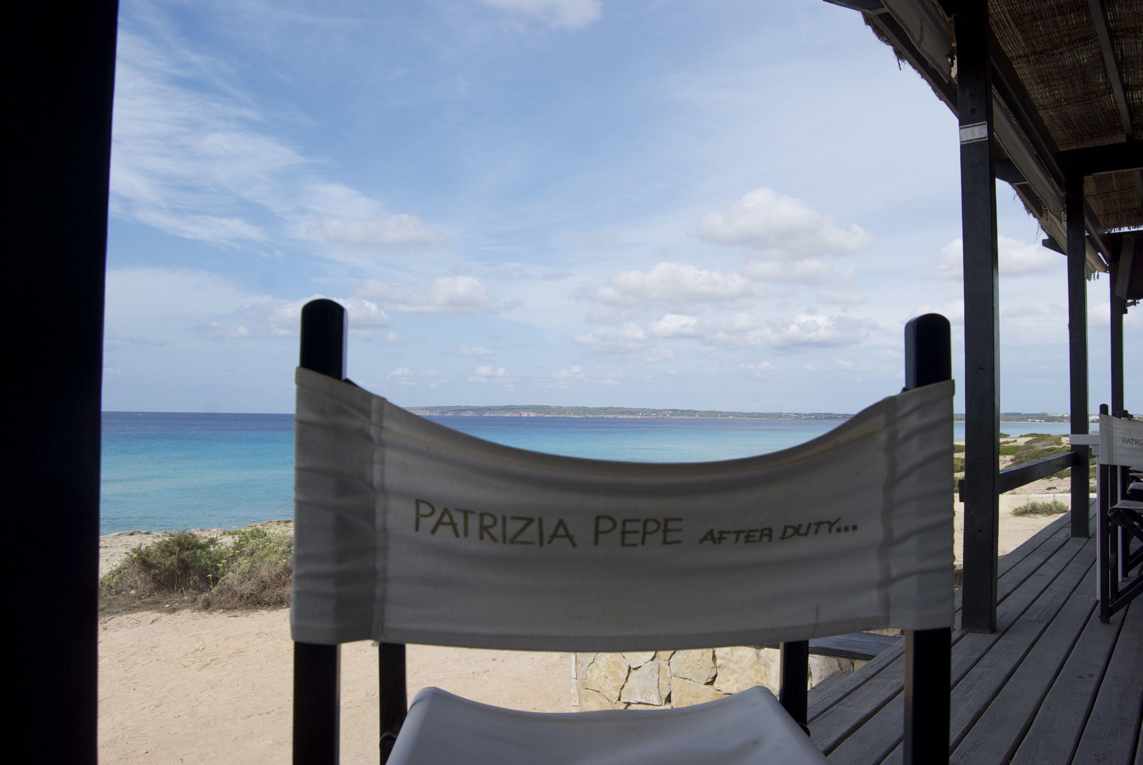 Restaurante Patrizia Pepe en Formentera