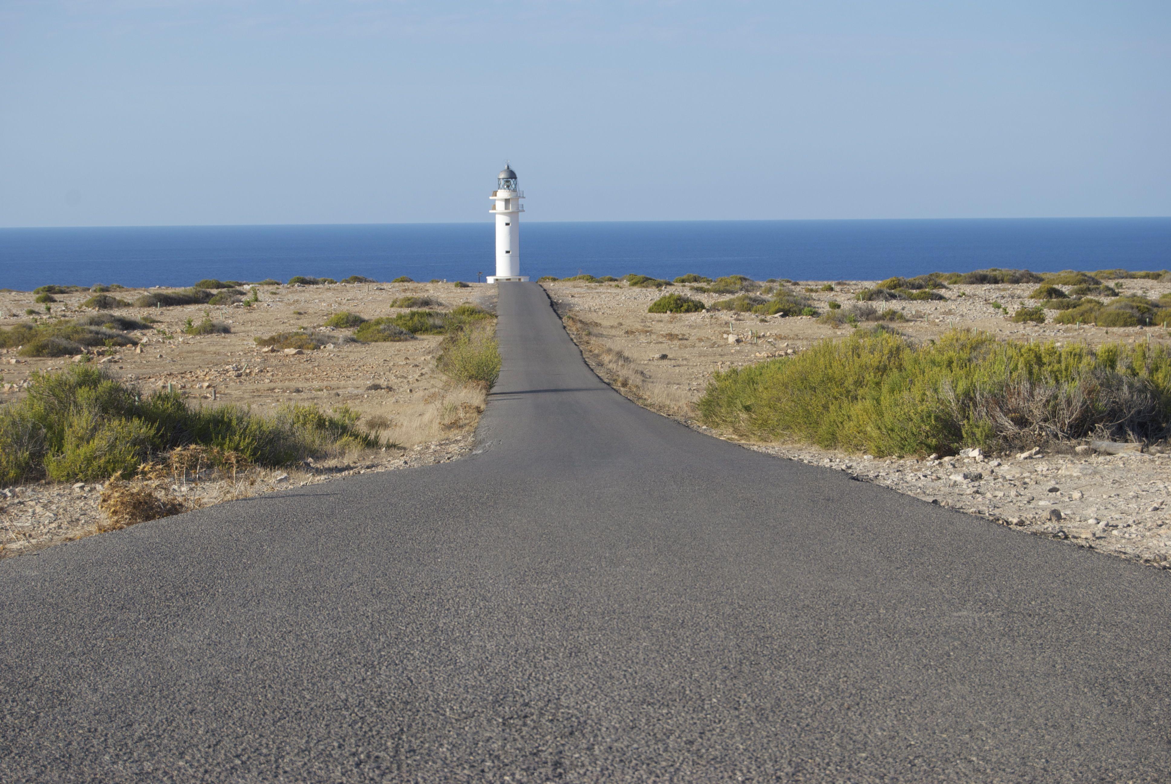 El faro de Formentera