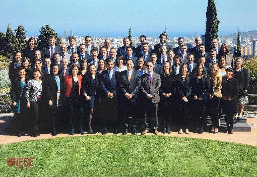 Los 54 compañeros que tuve en la promoción del PDD de 2015.