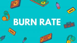 Burn Rate : Cuanto dinero estoy quemando mensualmente